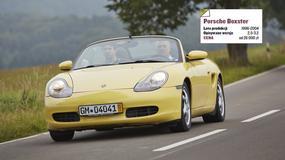 Kusi ceną, odstrasza kosztami - używany Porsche Boxster I (986)