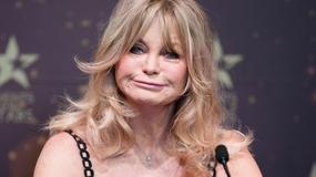 Co się dzieje z twarzą Goldie Hawn?
