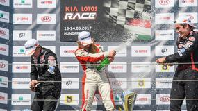 Kia Lotos Race 2017: Antoszewski i Rdest najszybsi na Hungaroringu