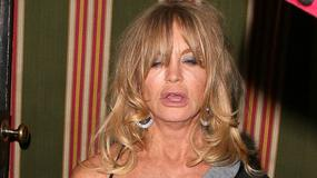 Goldie Hawn nie przypomina siebie. Co się z nią stało?