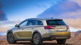 Opel Insignia Country Tourer: nowe zdjęcia!