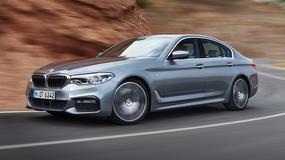 Nowe BMW serii 5 - Limuzyna na jeszcze wyższym poziomie