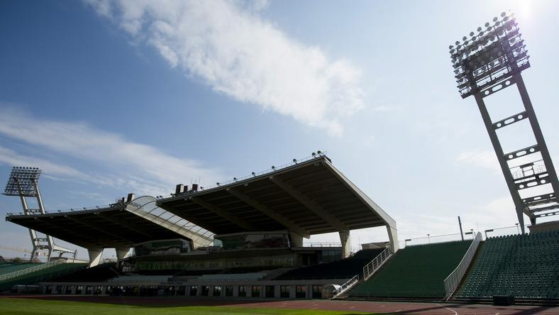 Modernebre cserélik a Puskás Stadiont /Fotó: MTI-Illyés Tibor