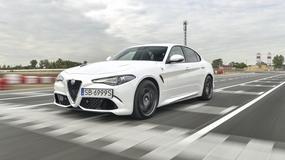 Alfa Romeo Giulia Quadrifoglio - powrót w wielkim stylu