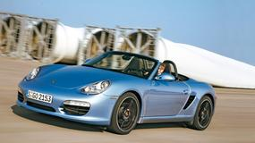 Porsche Boxster S - Większa frajda dzięki mocy