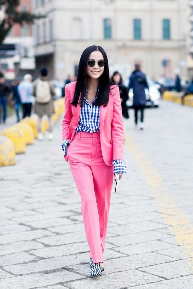 Street style w Mediolanie