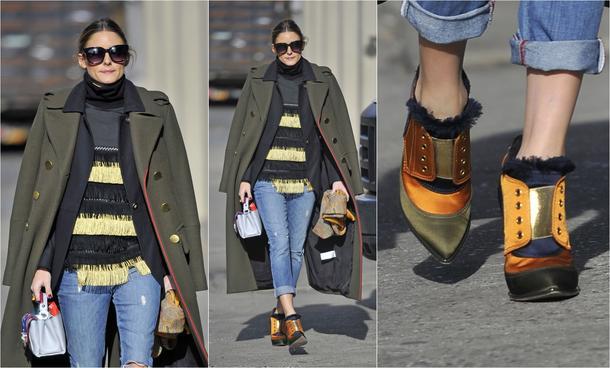 Best Look: Olivia Palermo w casualowej stylizacji