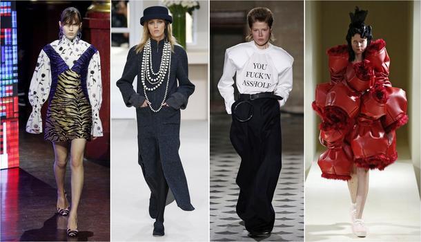 Najciekawsze pokazy paryskiego Fashion Weeka