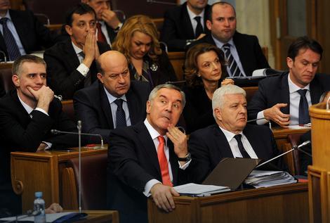 Bio siguran u opstanak vlade: Milo Đukanović