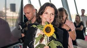 Film Spring Open: Juliette Binoche w Krakowie