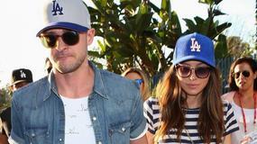 Justin Timberlake i Jessica Biel eskortowani przez policję. Co się stało?