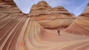 Cud natury na środku pustyni, czyli kolorowy kanion Paria i Vermilions Cliffs
