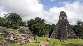 Gwatemala: odkryto grobowiec władcy Majów