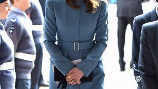 Best Look: Księżna Kate w płaszczu Alexandra McQueena