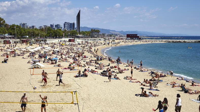 Barcelona / Fotó:AFP