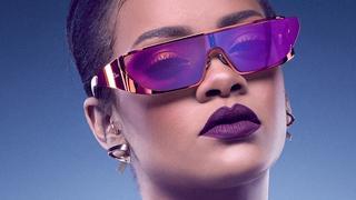 Rihanna projektuje okulary dla Diora