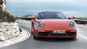 Porsche 718 Boxster - nowa nazwa, silniki i wygląd