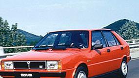 Historia marki Lancia w fotografii (1950-2000)