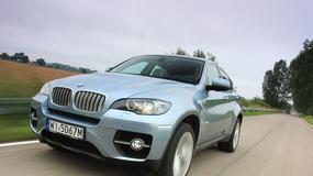 BMW X6 Activehybrid: na pohybel ekologom