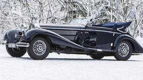 Mercedes za 11 milionów – aukcja w Stuttgarcie
