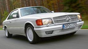 Mercedes 500 SEC Lorinser - samochód niemal idealny