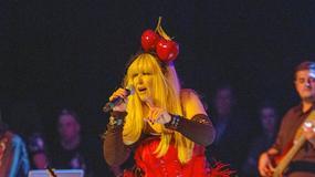 Maryla Rodowicz na koncercie w Nowym Jorku