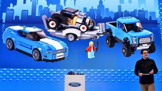 Ford Mustang dla dzieciaków – nowy zestaw LEGO