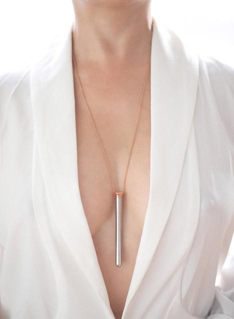 Naszyjnik-wibrator