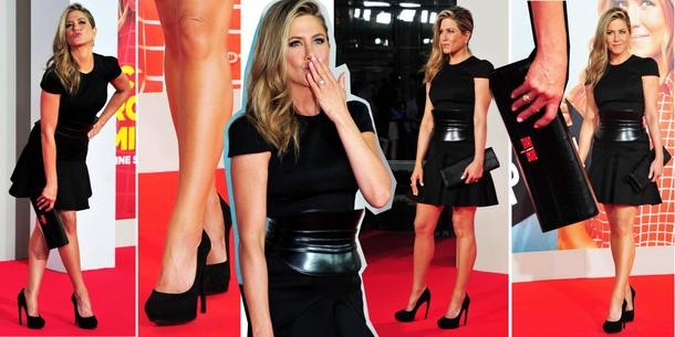 Best Look: Jennifer Aniston w Alexander McQueen