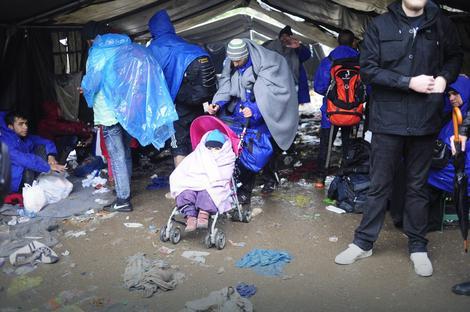 Politika prema migrantima