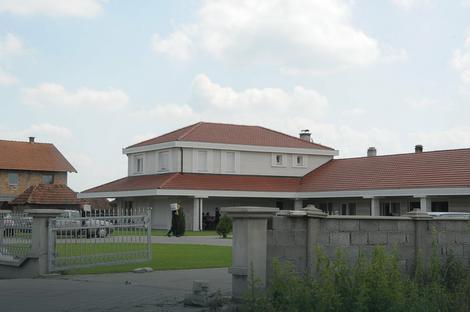 Porodična kuća u selu Johovac pored Bijeljine