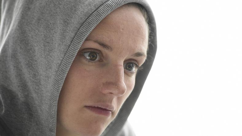 Hosszu Katinka elszántan készül /Fotó: AFP