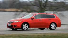 Honda Accord 2.2 i-DTEC - W formie do końca testu