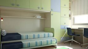 Jak urządzić niewielki pokój dla dwójki rodzeństwa