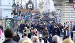 JANUARSKIH 15 STEPENI Ovakav dan Beograđani kao da su jedva dočekali