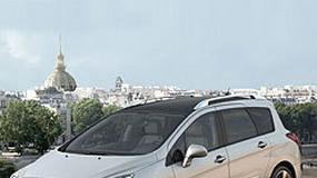 IAA Frankfurt 2007: Peugeot 308 Prologue, przedskoczek 308 SW