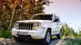 Jeep Cherokee: luksus w błocie