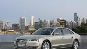 Frankfurt 2013: Audi A8 po liftingu