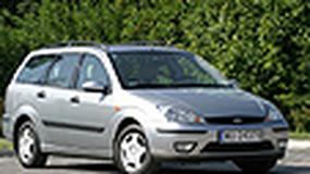Ford Focus 1.8 TDCi - Oszczędny transporter