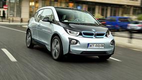 BMW i3 94 Ah - Dłuższy dystans w cieple