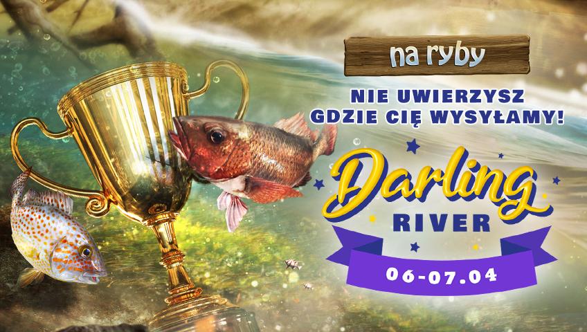 Na Ryby: Mistrzostwa weekendowe na rzece Darling