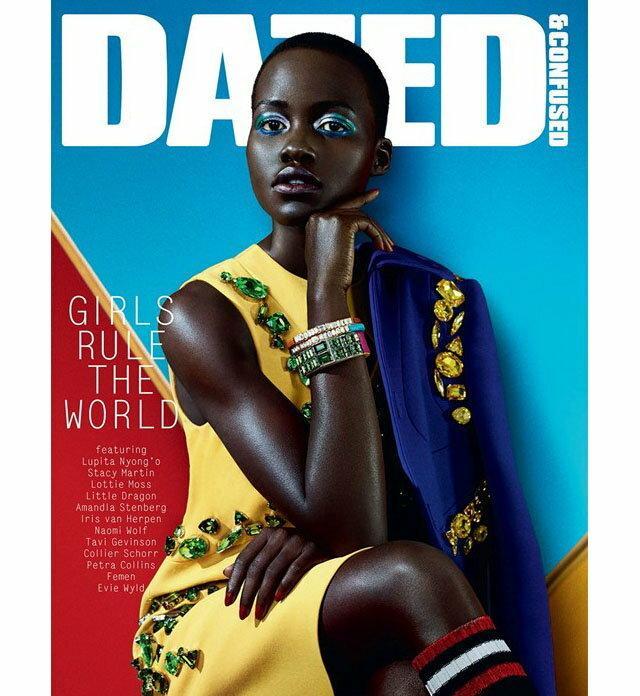 Lupita Nyong'o / Dazed&Confused