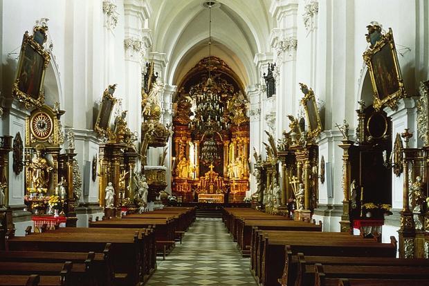 Trzebnica - sanktuarium św. Jadwigi