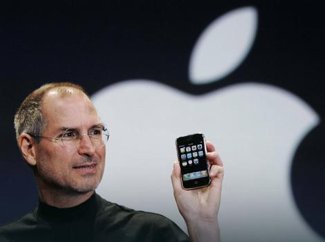 """Stiv Džobs je predstavio """"ajfon"""" svetu 2007. godine. """"Made in China"""""""
