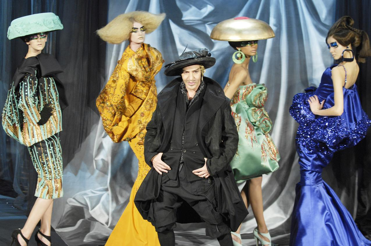 John Galliano / Getty Images