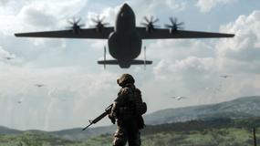Nie, to nie kadry z filmu, to screeny z Battlefielda
