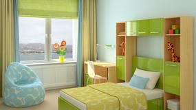 Pokój dziecka powinien odzwierciedlać jego charakter i osobowość
