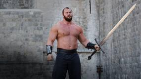 "Hafthor Julius Bjornsson - ""Góra"" z Gry o Tron!"