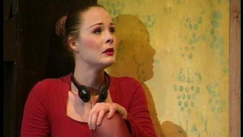 37 évesen hunyt el Topor Rita / Fotó: Stúdió K Színház Facebook-oldala