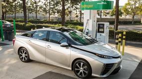 Toyota Mirai: wodorowy model już w Europie